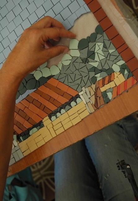 decoracion mosaicos pilar bariber