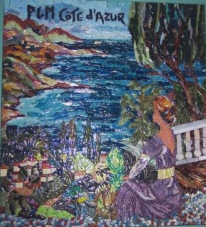 Mosaicos y decoración